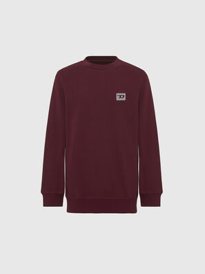 UMLT-WILLY, Bordeauxrot - Sweatshirts
