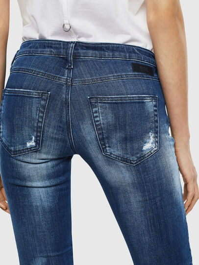 Diesel - Gracey JoggJeans 0099S, Dunkelblau - Jeans - Image 5