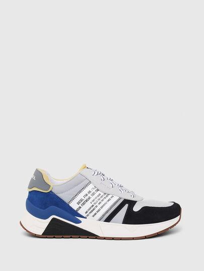 Diesel - S-BRENTHA FLOW, Grau/Blau - Sneakers - Image 1