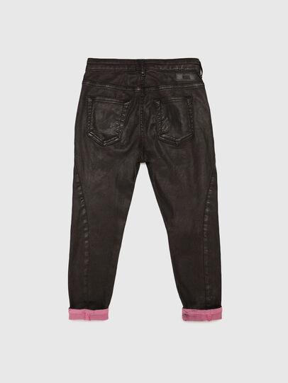 Diesel - D-FAYZA-J JOGGJEANS, Schwarz/Rosa - Jeans - Image 2