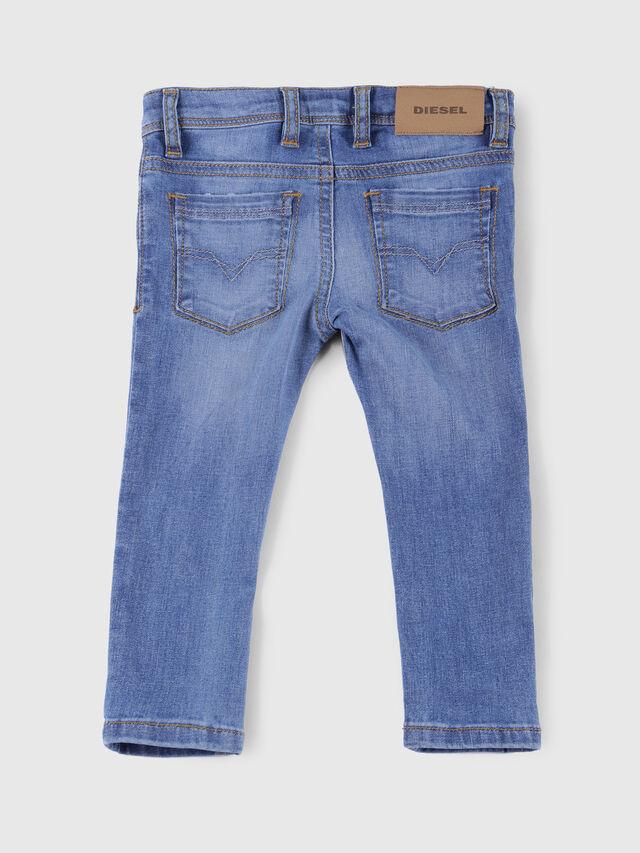 Diesel - SLEENKER-B-N, Jeansblau - Jeans - Image 2