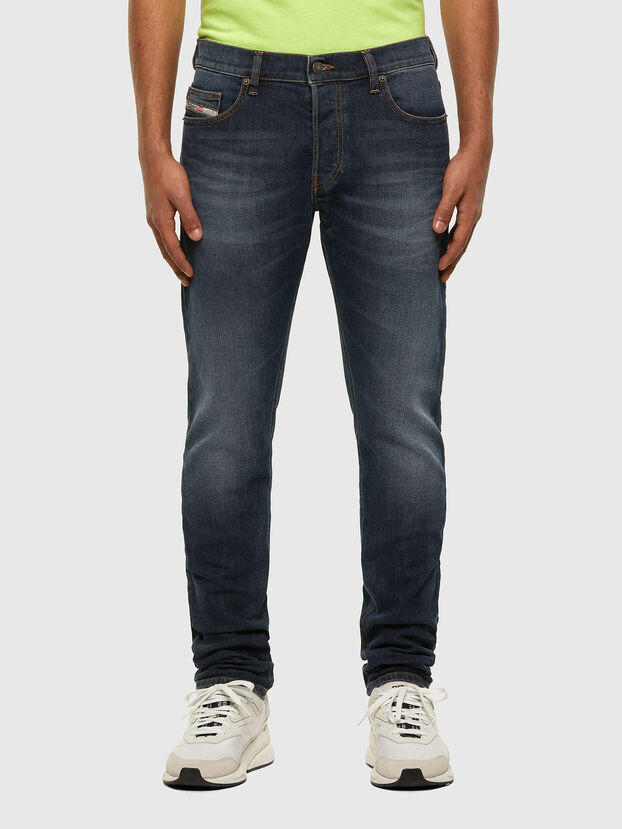 D-Luster 009EM, Dunkelblau - Jeans