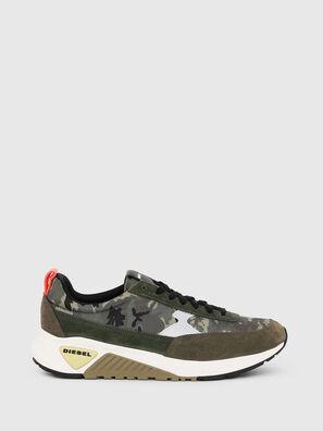 S-KB LOW LACE II, Camouflagegrün - Sneakers
