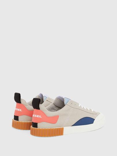 Diesel - S-BULLY LC, Beige - Sneakers - Image 3