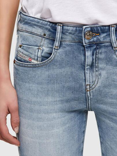 Diesel - D-Ollies JoggJeans® 069UX, Hellblau - Jeans - Image 3