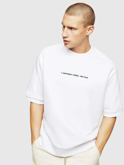 Diesel - S-MAGGY-SH-COPY,  - Sweatshirts - Image 1