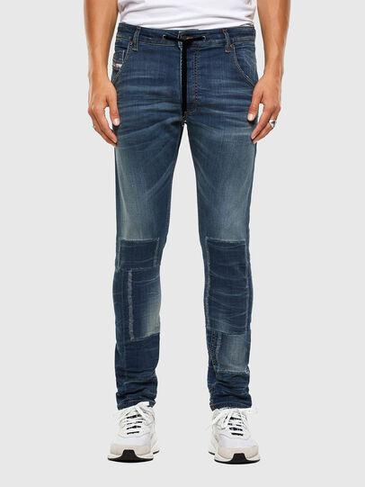 Diesel - KROOLEY JoggJeans® 069NK, Mittelblau - Jeans - Image 1