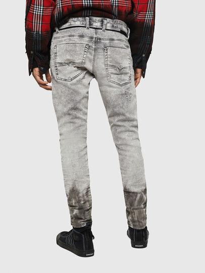 Diesel - Krooley JoggJeans 0091H, Hellgrau - Jeans - Image 2
