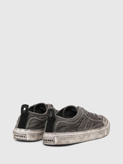Diesel - S-ASTICO LOW LACE, Dunkelgrau - Sneakers - Image 3