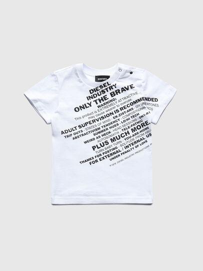 Diesel - TDIEGOS3B, Weiß - T-Shirts und Tops - Image 1