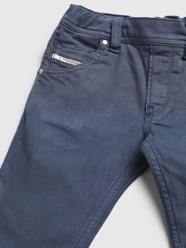 Diesel - KROOLEY-JOGGJEANS-B-N, Marineblau - Jeans - Image 3