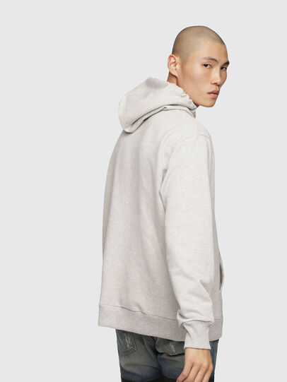 Diesel - S-AFTER, Hellgrau - Sweatshirts - Image 3