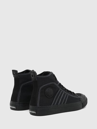 Diesel - S-ASTICO MID LACE, Schwarz - Sneakers - Image 3