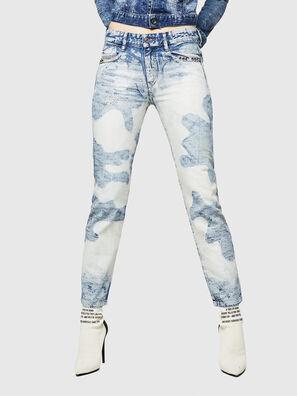 D-Rifty 0890P, Hellblau - Jeans