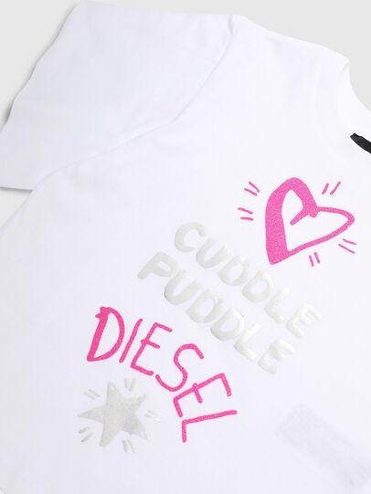 Diesel - TUNGIB-R, Weiß - T-Shirts und Tops - Image 3