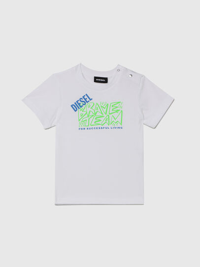 Diesel - TESSOB, Weiß - T-Shirts und Tops - Image 1