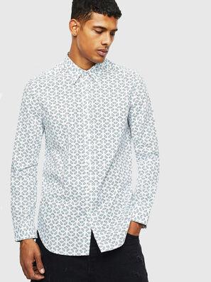 S-CLES-D, Weiß - Hemden