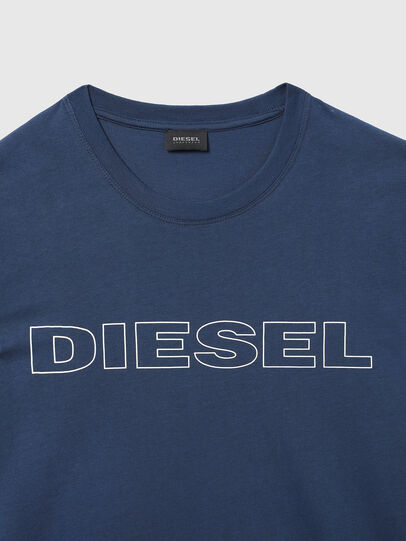 Diesel - UMLT-JAKE, Mitternachtsblau - T-Shirts - Image 3