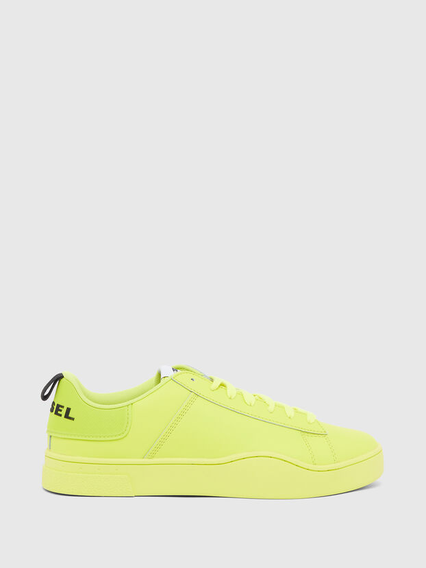 S-CLEVER LOW LACE, Gelb - Sneakers