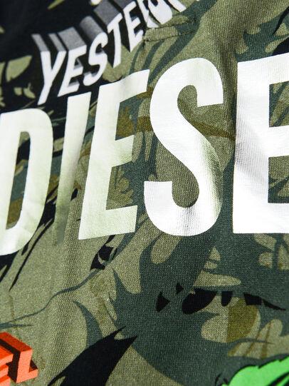 Diesel - TIRONDAB, Armeegrün - T-Shirts und Tops - Image 3