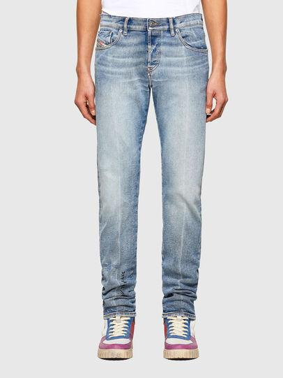 Diesel - D-Kras 009VW, Hellblau - Jeans - Image 1