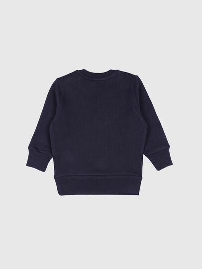 Diesel - SALLIB, Marineblau - Sweatshirts - Image 2