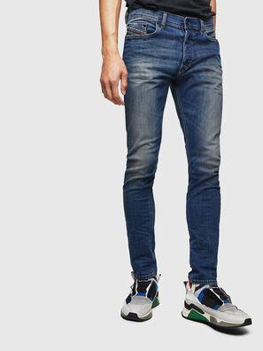 Tepphar 087AW, Dunkelblau - Jeans