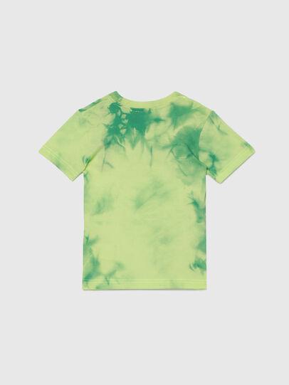 Diesel - TIMMYB-R, Grün - T-Shirts und Tops - Image 2