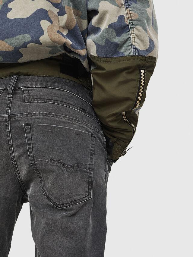 Diesel - D-Bazer 0699P, Schwarz - Jeans - Image 3