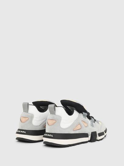 Diesel - H-PADOLA SL W, Grau/Weiß - Sneakers - Image 3