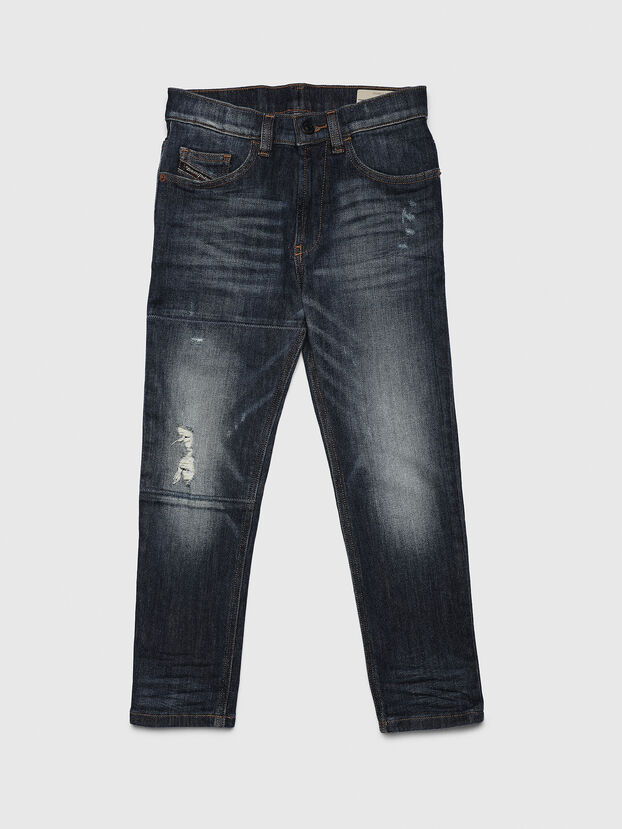 D-EETAR-J, Dunkelblau - Jeans