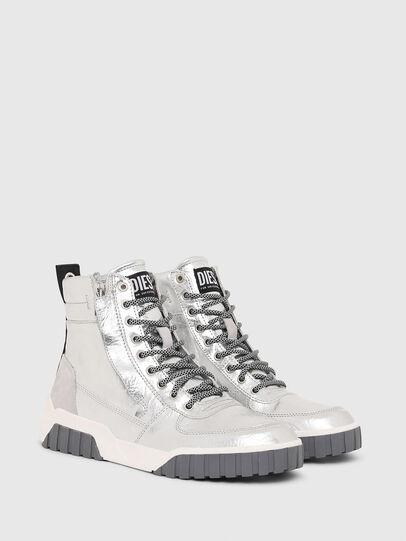 Diesel - S-RUA MID W, Silber - Sneakers - Image 2