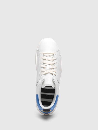 Diesel - S-CLEVER LOW LACE, Weiss/Blau - Sneakers - Image 5