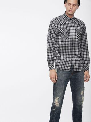 S-EAST-LONG-D,  - Hemden