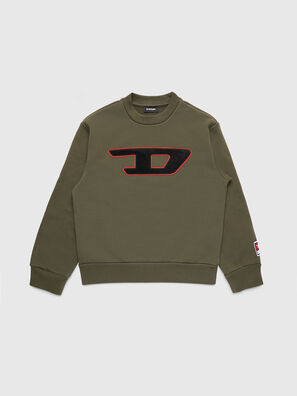 SCREWDIVISION-D OVER, Armeegrün - Sweatshirts