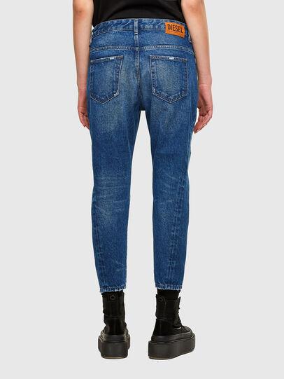 Diesel - Fayza 0079R, Mittelblau - Jeans - Image 2