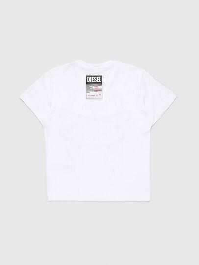 Diesel - TNICOLE, Weiß - T-Shirts und Tops - Image 2