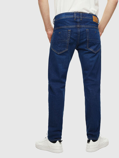 Diesel - Thommer 0095Z, Dunkelblau - Jeans - Image 2