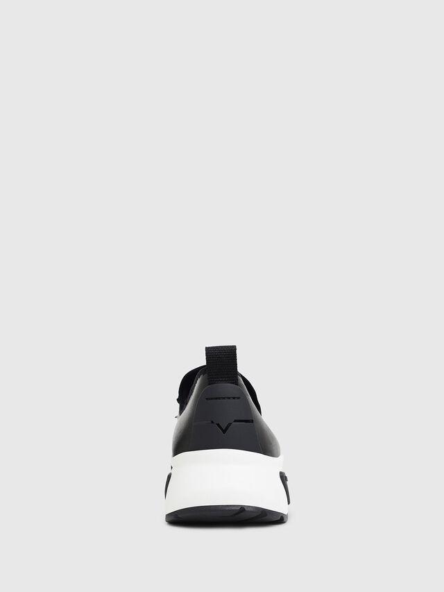 Diesel - S-KBY, Lederschwarz - Sneakers - Image 6