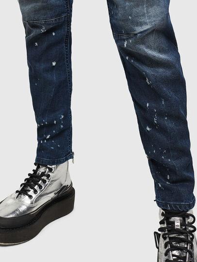 Diesel - Fayza JoggJeans 083AS, Dunkelblau - Jeans - Image 3