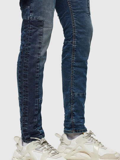 Diesel - KROOLEY JoggJeans® 069TX, Mittelblau - Jeans - Image 4