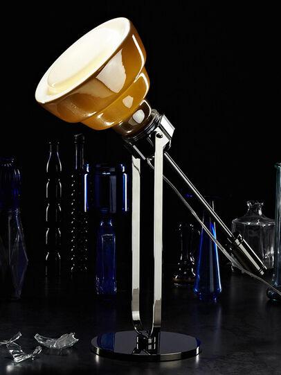 Diesel - GLAS TAVOLO CROMO,  - Tischlampen - Image 2