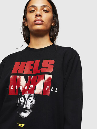 Diesel - LCP-S-GIRK-HELSINKI,  - Sweatshirts - Image 5