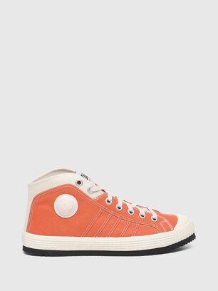 S-YUK MC, Orange/Schwarz