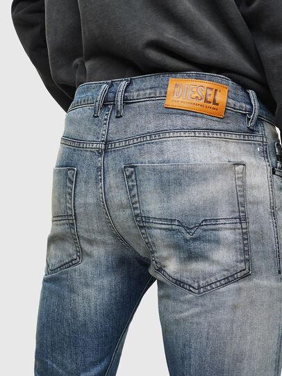 Diesel - Tepphar 0097M, Hellblau - Jeans - Image 5