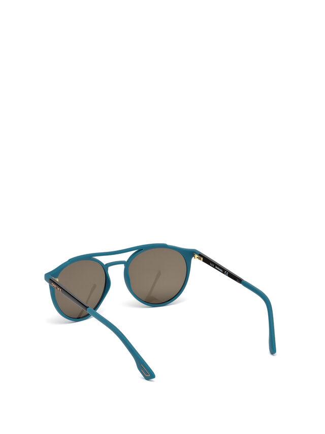 Diesel - DM0195, Blau - Brille - Image 2