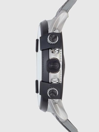 Diesel - DT2012, Grau/Schwarz - Smartwatches - Image 2
