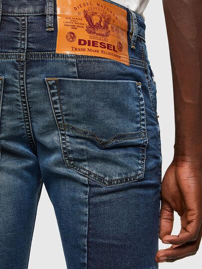Diesel - KROOLEY JoggJeans® 069TX, Mittelblau - Jeans - Image 5