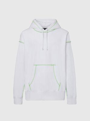 S-ALBYSEAM, Weiß - Sweatshirts