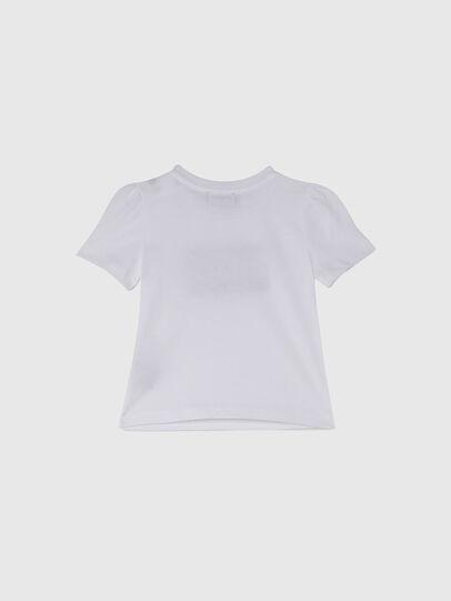 Diesel - TRIDGEB, Weiß - T-Shirts und Tops - Image 2